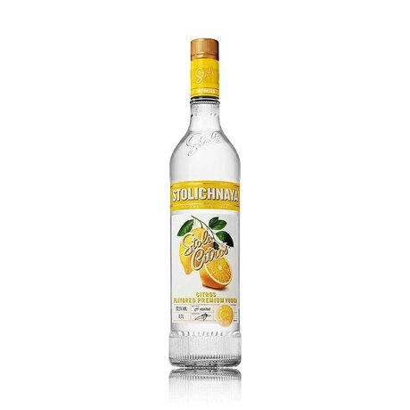 Stoli CITROS vodka 37,5% 0.7L