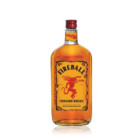 Fireball Cinnamon Whisky 33% 0.7L