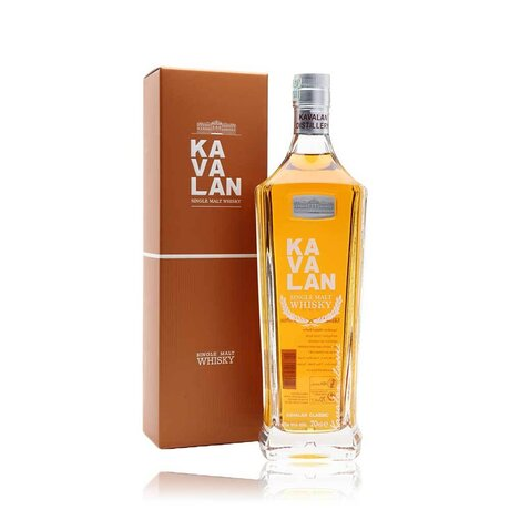 Kavalan Single Malt 40% 0.7L