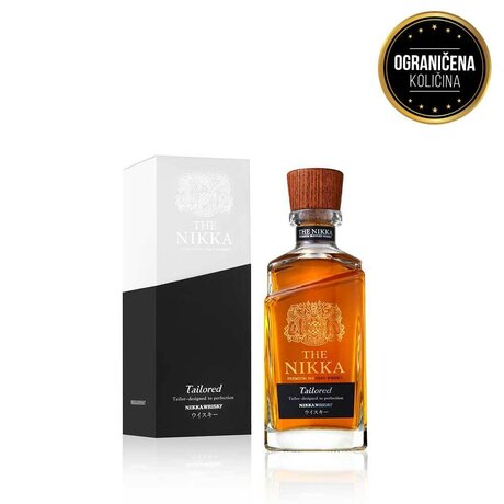 The Nikka Tailored 43% 0.7L